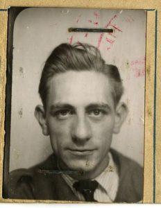 Henri Rossignol, 1944.