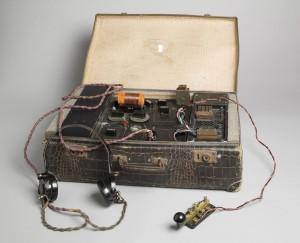 Émetteur-récepteur 3MKII, familièrement appelé « B2 ». Coll. MRN © MRN/R.Noury