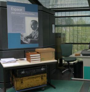Musée de la Résistance nationale : Salle de consultation Jean-Louis Crémieux-Brilhac ©MRN/A.Demersseman