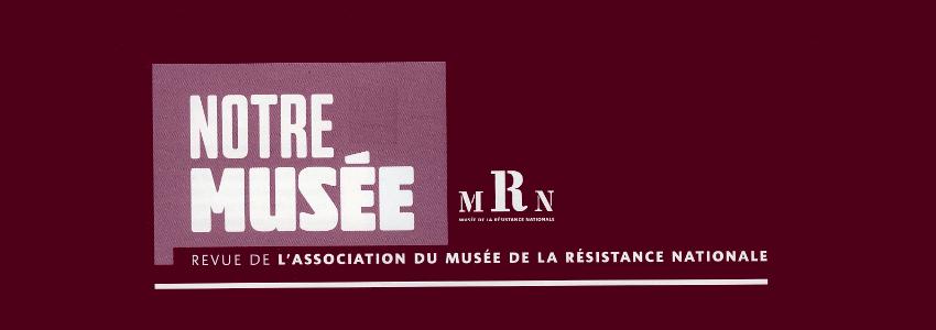 """Bandeau """"Notre Musée"""""""