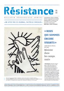 Résistance 11|12, couverture.