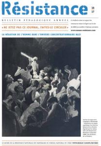 Résistance 16|17: bulletin pédagogique annuel du Musée de la Résistance nationale