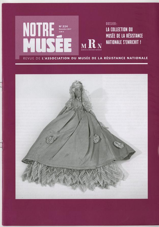 Notre Musée numéro 224 : couverture