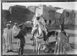 Algérie coloniale, 1930'. Coll. MRN –  fonds dit du Matin.