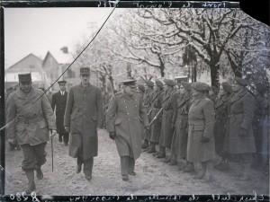 Bataille d'Alsace, hiver 1944. Coll. MRN –  fonds dit du Matin.